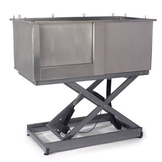 Master Equipment Stainless Steel E-Lift Tubs