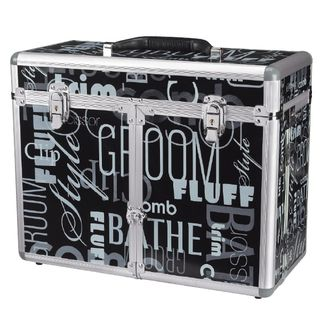 Top Performance Graffiti Print Grooming Tool Case