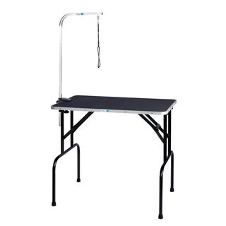 Master Equipment Folding Grooming Table