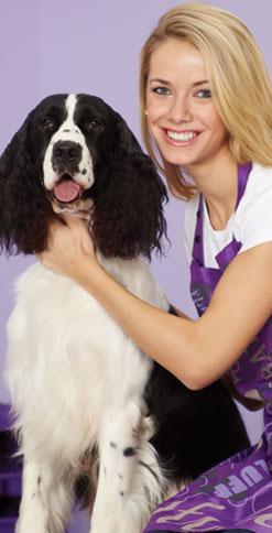 Groomer&Dog