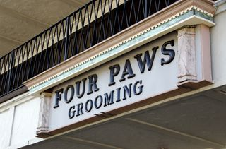 Four Paws Grooming