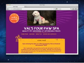 Four Paw Spa