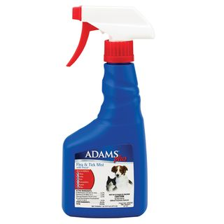 Adams Flea and Tick Spray with Precor