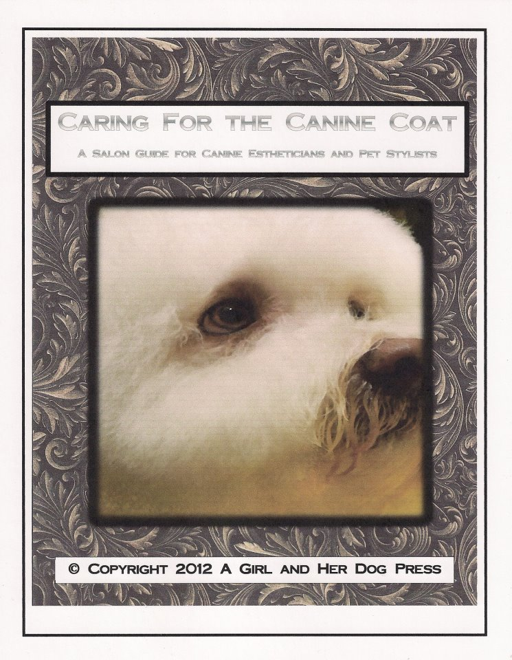 Caring For the Canine Coat Book cover photo form