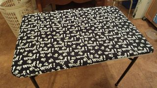 1509855_10205484853500662_8314282437702540915_n & Grooming Smarter: Table Covers revisited!